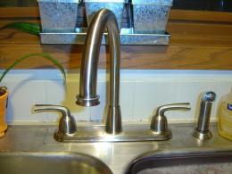 2-handle faucet