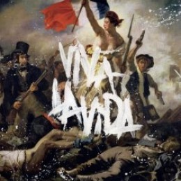 ColdPlay Viva La Vida Album Cover...