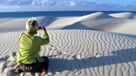 Sands of Noget South Coast - Socotra