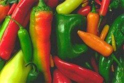 Hot Peppers To Suppress Appetite