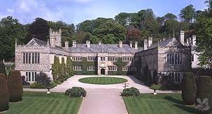 Lanhydrock House, Cornwall, UK