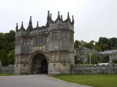 Lanhydrock's Gatehouse