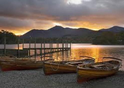 Derwent Water, The Lake District, Cumbria