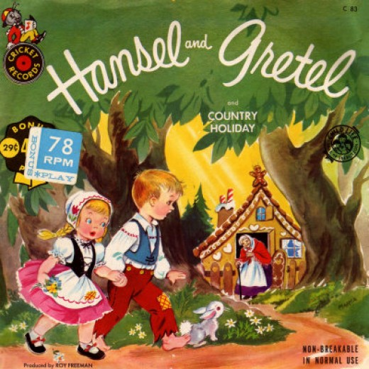 It was Gretel's cheap weave that got them eaten by the witch...