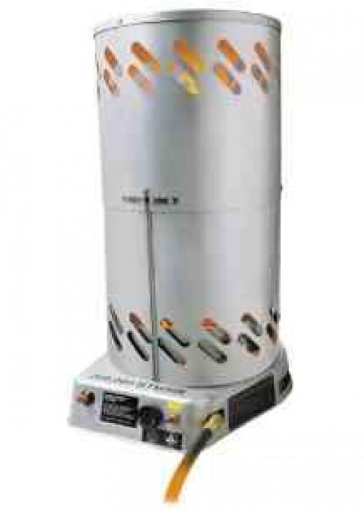 Mr. Heater MH200CV 200,000- BTU Propane Convection Heater