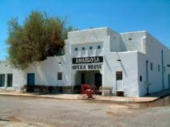 A Haunting in Amargosa Opera House and Hotel in California