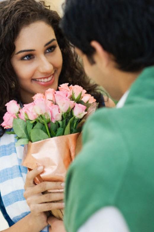1.) Flowers