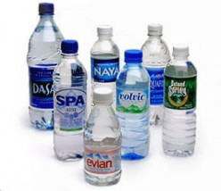 Which bottled water do you drink?