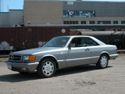 Mercedes-Benz 560 SEC Coupe: Affordable Young Classic with Appreciation Potential