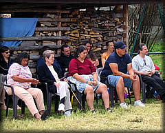 Images from John Lame Deer's Memorial Service held in 2004.  You were a great Man John!