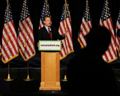 Al Gore Proposes 10-Year Transition to Carbon Free Electricity Production