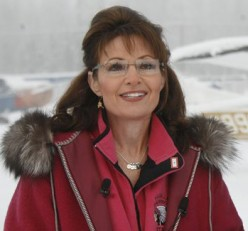 What is the media obsession with Sarah Palin all about?