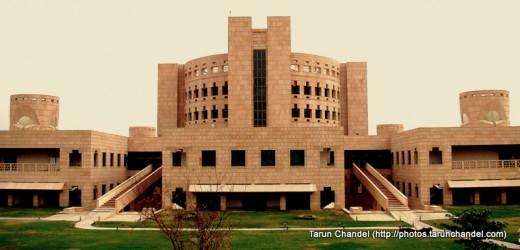 ISB campus , courtesy Tarun Chandel
