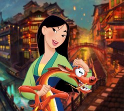 "Mulan had a funny ""Wronging Bell"""