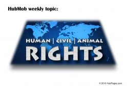 Human Rights vs. Animal Rights:  Is There a Difference?
