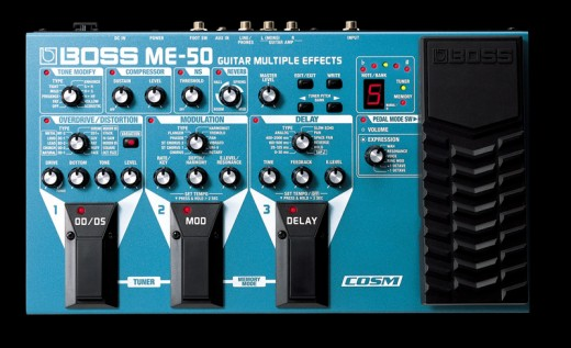 Click here for some great deals on the Boss Me-50!