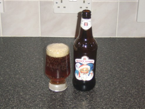 Rosey Nosey Speciality Beer