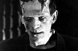 Boris Karloff's famous Frankenstein.