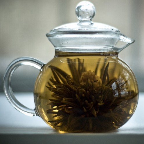 Herbal teas can help you relax!