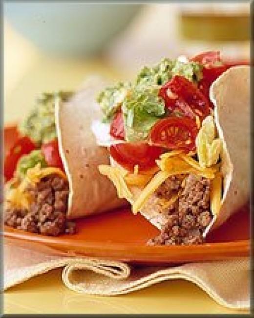 Breakfast taco recipes