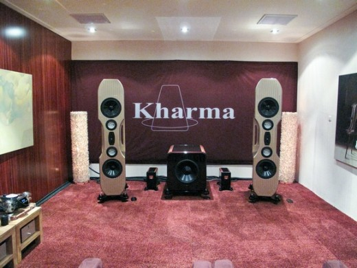 Kharma Grand Exquisite $300K State-of-the-Art contender
