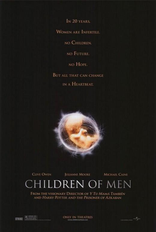 Children Of Men Patrick. Children of Men - The Trailer