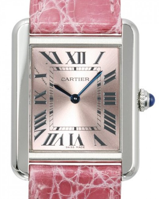 Cartier Tank Swiss Ladies Watch