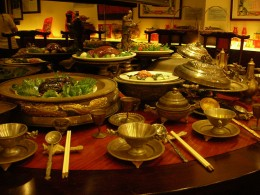 Manchu Han Imperial Feast was one of the grandest meals ever documented in Chinese cuisine