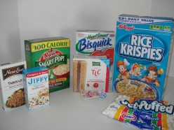 Egg-free, Dairy-free, Soy-free Convenience Products Available in the Grocery Store: A Food Allergy Resource Guide