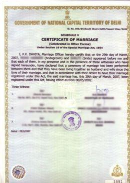 puputupu registration marriage certificate india mumbai