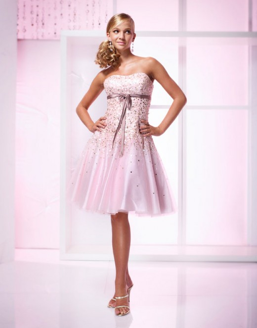 Short Cute Formal Dresses