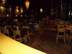 - Dining Area -