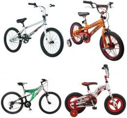 Best Boys Bikes by Wheel Size, 12,16,20,24 Inch