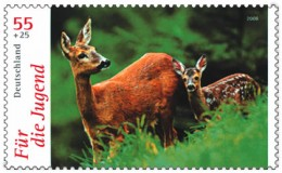 Postage stamp from Germany.