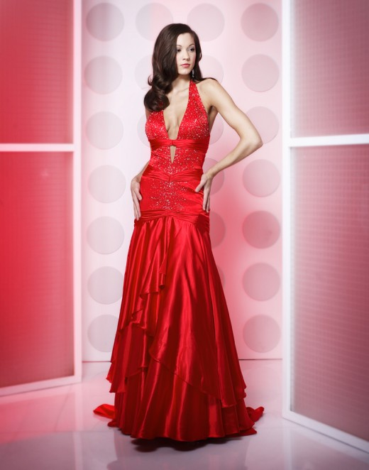Prom Dresses Red