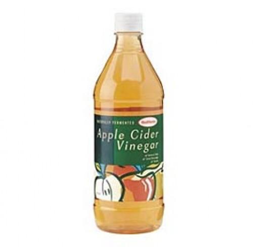 How to get rid of fruit flies using apple cider vinegar