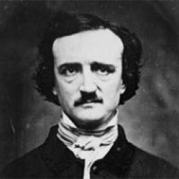 Edgar Allan Poe   US short story author, editor, & poet (1809 - 1849)