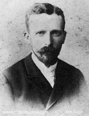 Vincent van Gogh   Dutch Painter, one of the greatest Post-Impressionists, (1853-1890)