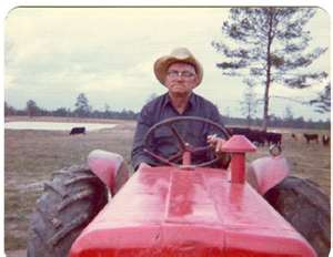 """""""What I aspire to do in my old age...is sit from my tractor and see how the day progresses!"""" Says MPM"""