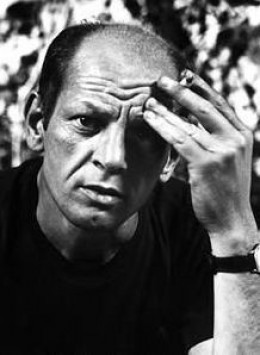 Paul Jackson Pollock   Abstract Expressionist Painter, (1912 - 1956)