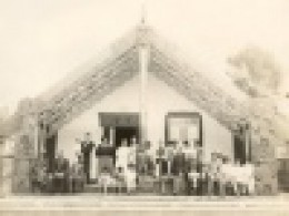 Our Marae just before I was born