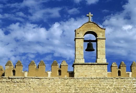 Temple in Spain