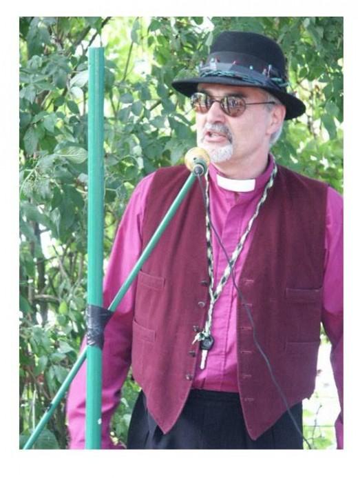 Deacon Martin