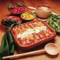 Healthy Spinach and Black Bean Enchiladas