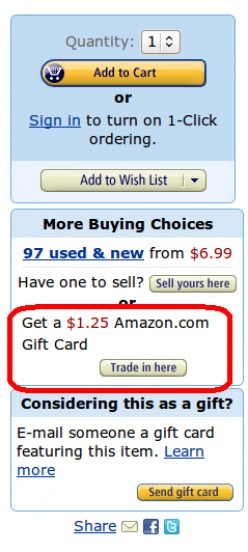 How To Get Free Stuff Online :: The Amazon Trade In Program