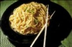 Diet & Nutrition with Asian Noodles