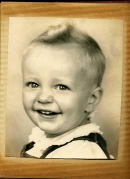 Boy Gilbertson born 1949