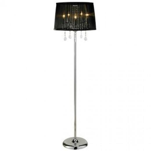 Adesso Cabaret Floor Lamp