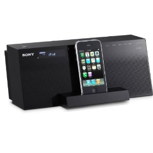 Sony Docking System with Wireless Subwoofer