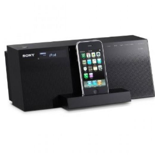 Sony Docking System with Wireless Subwoofer